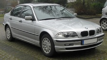 Монтаж на двоен дин на BMW E46 2001 г