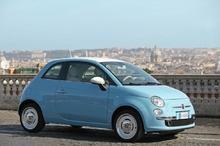 Монтаж на медия за Fiat 500
