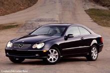 Монтаж на двоен дин за Mercedes CLK 2003
