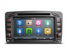 Мултимедия за Mercedes W203 W209 W463 BZ0702W GPS, DVD, WinCE, 7 инча