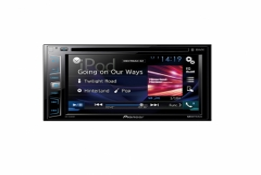 Мултимедия двоен дин за кола Pioneer AVH-X2800BT CD/DVD/USB