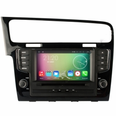 Навигация двоен дин за Volkswagen Golf VII VW20A с Android, GPS, DVD, 7инча