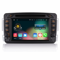 Мултимедия за Mercedes W203, W209 ES4507B ANDROID 5.1  GPS, DVD, 7 инча