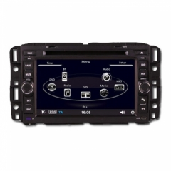Медия за Hummer H2(08-11) 8723G-H2, GPS, DVD, WinCE, 7 инча