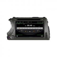 Двоен дин за SSANGYONG ACTYON KYRON M158G-SY ANDROID, GPS, DVD,  7 инча