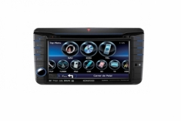 Mултимедия 7 инча Kenwood DNX521VBT за SEAT, GPS, Bluetooth