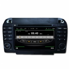 Мултимедия 7 инча M220G-MBS за Mercedes S класа W220, DVD, GPS, Android
